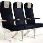 Air France обновит кресла в экономическом классе