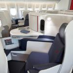 Air France представила новые кресла для бизнес-класса