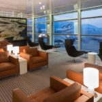 Cathay Pacific презентовала новый лаунж в аэропорту Гонконга