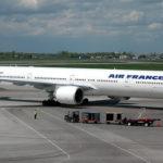 «Эйр Франс» отменила все рейсы между Парижем и Россией