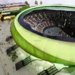 Гигантский театр откроется во французском Бордо