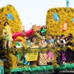 Лазурный берег приглашает на Фестиваль мимоз