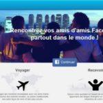Новое приложение в Facebook сделает путешествие более коммуникабельным