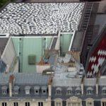 Париж обзавелся произведением искусства, видимым только с Эйфелевой башни