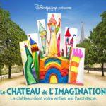 Парижский Диснейленд просит детей помочь в создании нового замка