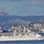 Порт Марселя преодолел планку в 1 миллион путешественников с начала года
