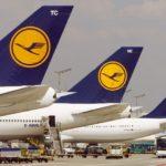 Работники Lufthansa устроили забастовку-сюрприз