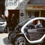 Suite Novotel предлагает постояльцем прокат электромобилей