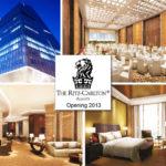 В Алма-Ате открылся отель сети Ritz-Carlton