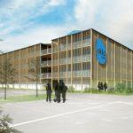 В Гавре откроется первый отель бюджетной сети Eklo