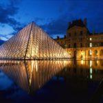В Лувре проходят ремонтные работы