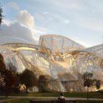 В Париже откроется музей Louis Vuitton