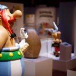 В Париже открылась выставка Астерикса