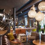 В Париже открылся новый отель с индустриальным дизайном