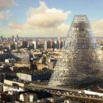 В Париже появится первый за 40 лет небоскреб