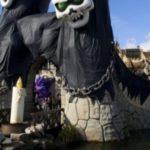 В парижском парке Астерикс открылась зона страха