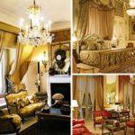 В знаменитом отеле Ritz в центре Парижа произошел пожар