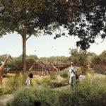Венсенский зоопарк в Париже открыл предпродажу билетов