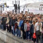 Во Франции проходят забастовки сотрудников транспорта