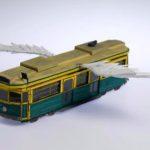Воздушный трамвай будет запущен в Бордо