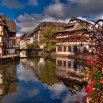 Квартал «Маленькая Франция» в Страсбурге